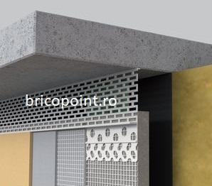 DachbeluftungsProfil - Element Ventilare Acoperis 06 2m 2