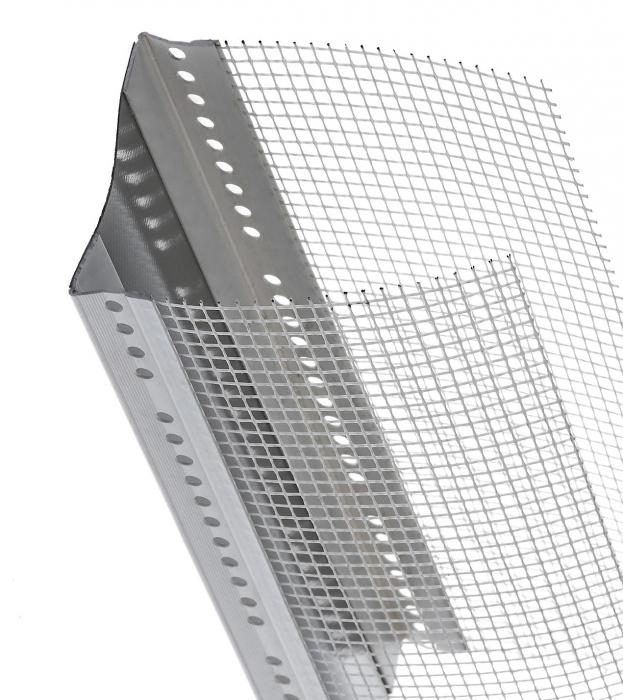 Dehnfugenprofil E grey - Element de Rost de Dilatatie Continuu 2.5 m 0