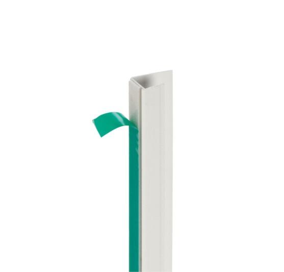 profilu Einfassprofil mit Schaumklebeband - Element Cant Pentru Gips-Carton 12.5mm, 2.5m 0