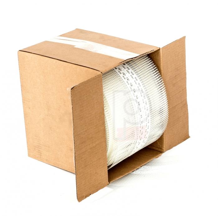 Rolleck - Coltar PVC cu Plasa cu Unghi Variabil 100x100/25 m [cutie cu rola de 25m] 1