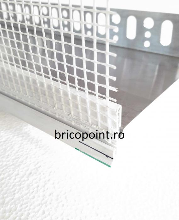 SockelschienenAufsteckProfil V - Picurator V Pentru Profilul de Soclu din Aluminiu 06/2.5 m [1]