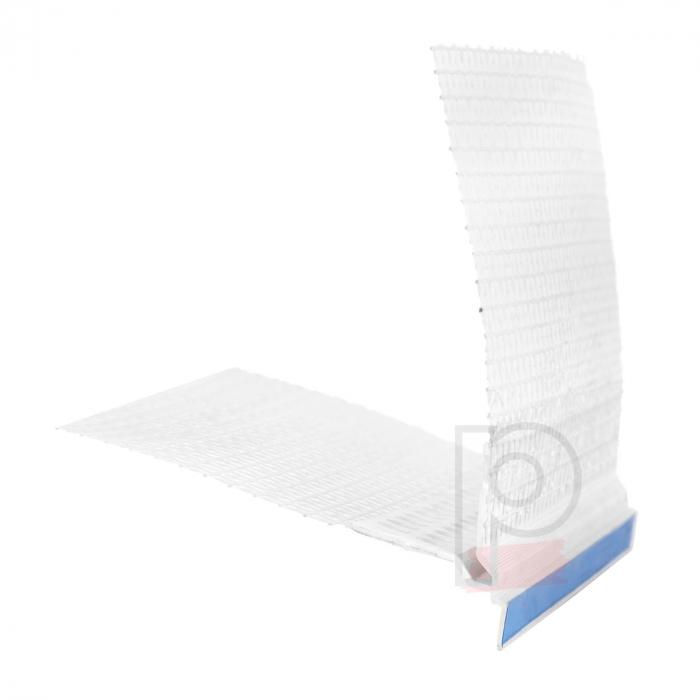 Tropfkante Mit Zuerkannter - Picurator Vizibil cu Plasa Utilizat la Fereastra, Balcon, Soclu, 2.5m 0