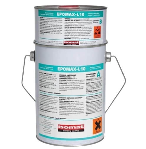 Rasina Epoxidica Bicomponenta Pentru Fisuri de 0,5 - 3mm, Epomax-L10 0