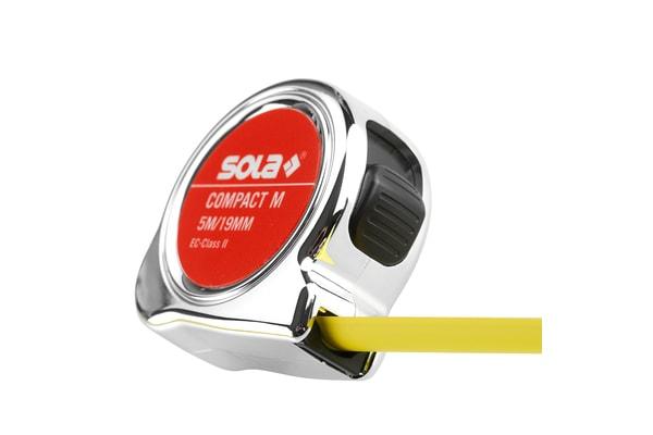 Sola Compact Magnetic Ruleta 4