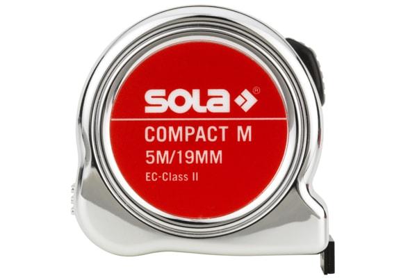Sola Compact Magnetic Ruleta 7