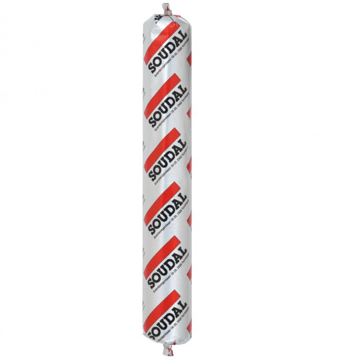 Soudal Soudafoil 330D - Adeziv pentru Folii şi Membrane de Construcţii, 600mL 0
