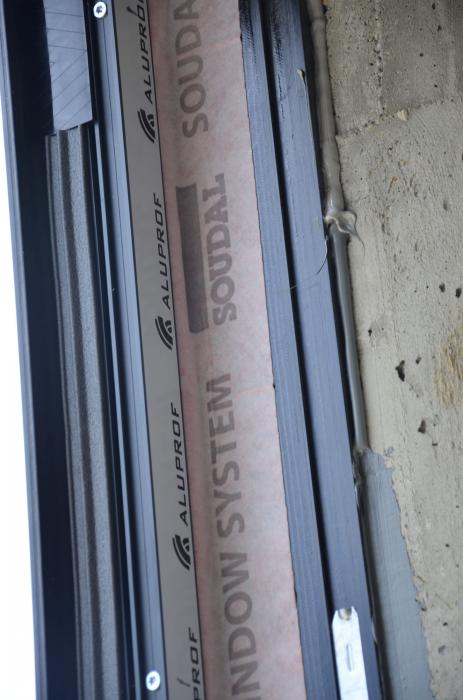 Banda Bariera de Vapori pentru Etansare Tamplarie SWS Extra inside, 30 m/rola [2]