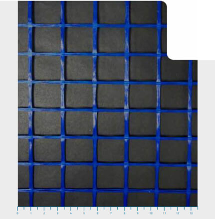 Plasa Fibra Sticla G96 de 130 g/mp pentru Armare Sape, Ochi 25x25 mm, 1x50 m, 50 mp/rola [5]