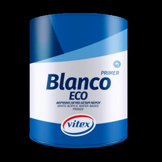Vitex Blanco Eco - Amorsă Acrilică Albă, pe Bază de Apă, eco 0