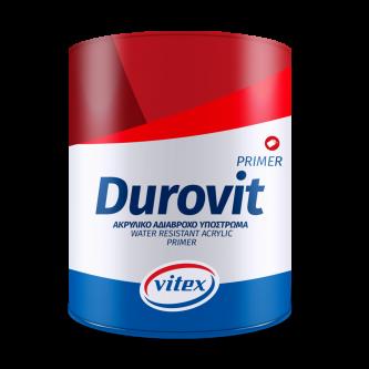 Vitex Durovit - Grund Acrilic Transparent, pe bază de solvent 0