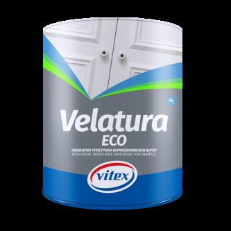 Vitex Velatura Eco - Amorsă pe Bază de Apă, Albă pentru Lemn 0
