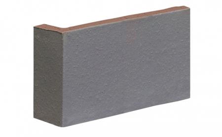 Coltar Ceramic Klinker 12 Misty Morning / Argintiu 120/35 x 65 x 10 mm [0]