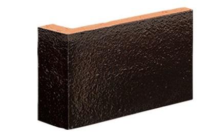 Coltar Ceramic Klinker 17 Onyx Black 120/35 x 65 x 10 mm [0]