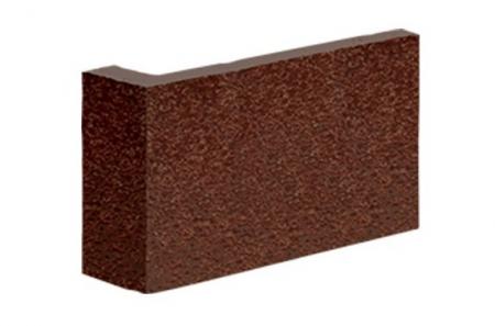 Coltar Ceramic Klinker 02 Brown Glazed / Maro Glazurat 120/35 x 65 x 10 mm [0]