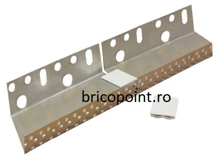 Conector PV30 pentru Imbinare Profil de Soclu din AL, 100bc/pg [2]