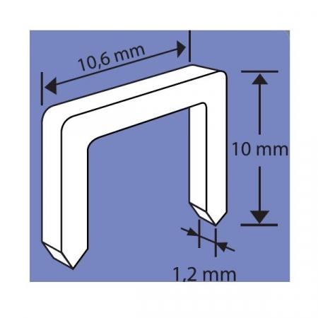 Capse Galvanizate pentru Ciocan Capsator [3]