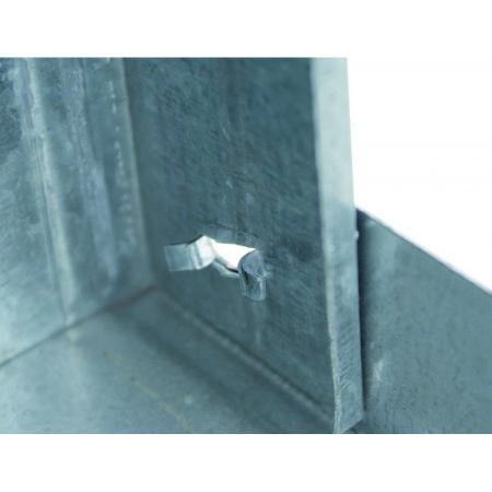 EDMA PROFIL Cleste ptr Sertizat Profile Metalice de Gips Carton, 1+1mm [2]