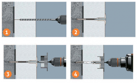 Carota Montaj Ingropat Dibluri cu Surub ejotherm STR-Tool 2GE [2]