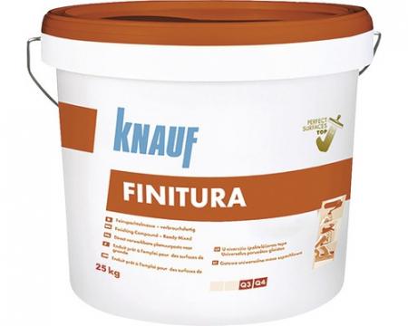 Knauf Finitura Glet Gata Preparat, 25kg0
