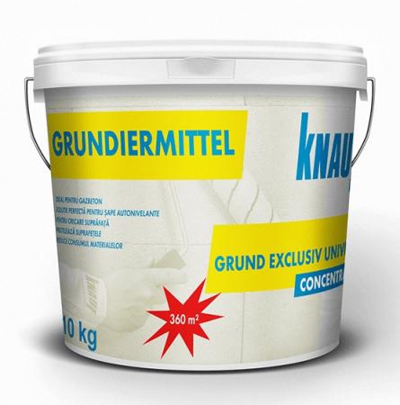 Knauf GrundierMittel Amorsa pentru Suport Absorbant, 10kg0