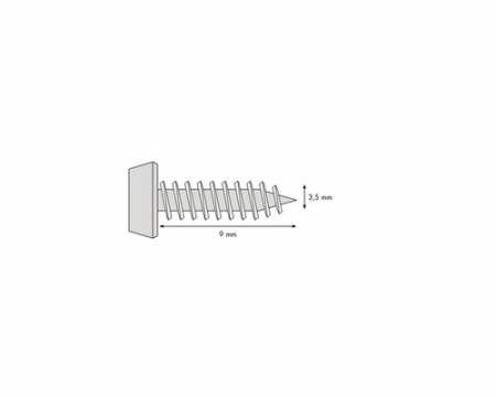 Knauf Surub Autofiletant LN 3.5x9mm1