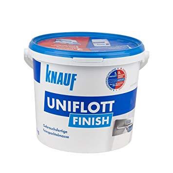 Knauf Uniflott Finish Chit de Rosturi Preparat ptr Placi de Gips Carton, 4kg0