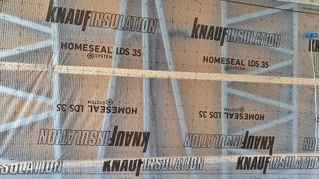 Knaufinsulation Homeseal LDS 35, 1.5x50m, 75mp/rola - Bariera de Vapori Multistrat Armata1