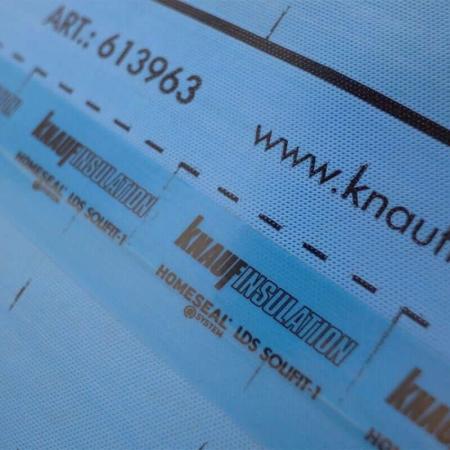 KnaufInsulation Homeseal LDS Solifit-1, 60mm, 25m/rola - Banda Etansare Universala [1]