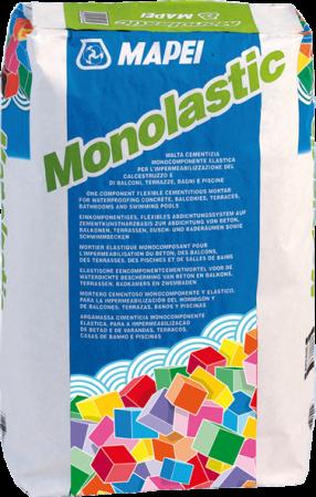 Mapei Monolastic Mortar cu Rol de Hidroizolatie Foarte Flexibila, 20kg0