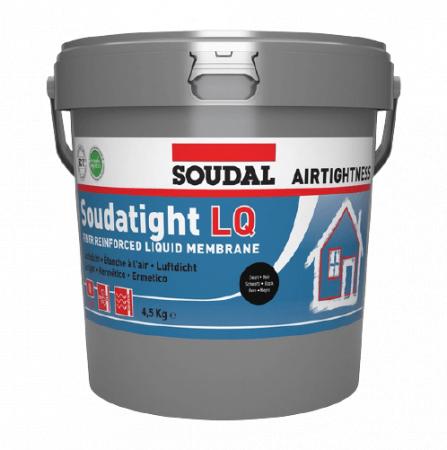 Membrana Lichida, Bariera Vapori Sigilanta pentru interior la Tamplarie, Soudatight LQ, 4.5 kg [0]