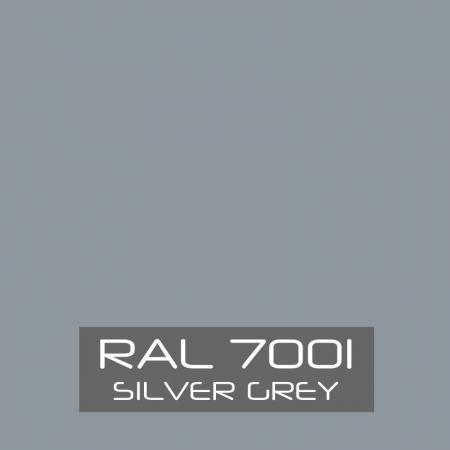BalkonProfil Grau - Picurator Pentru Balcon sau Terasa Gri, 2 m6