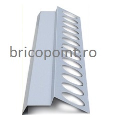 BalkonProfil Grau - Picurator Pentru Balcon sau Terasa Gri, 2 m0