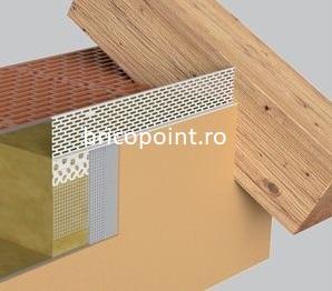 DachbeluftungsProfil - Element Ventilare Acoperis 06 2m1
