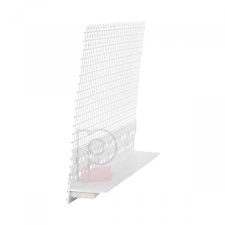FensterbankAnschlussProfil SP - Element Conexiune Laterala Glaf, 2m [0]