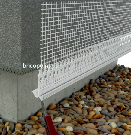Sockelschienen AufsteckProfil G - Picurator G Pentru Profilul de Soclu din Aluminiu 05/ 2.5m2