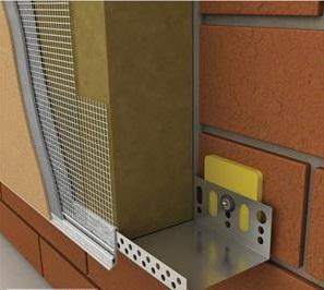 SockelschienenAufsteckProfil V - Picurator V Pentru Profilul de Soclu din Aluminiu 06/2.5 m2