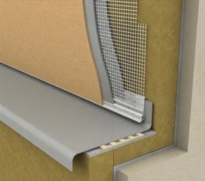 SockelschienenAufsteckProfil V - Picurator V Pentru Profilul de Soclu din Aluminiu 06/2.5 m3
