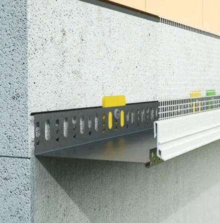 SockelschienenAufsteckProfil V - Picurator V Pentru Profilul de Soclu din Aluminiu 06/2.5 m [2]