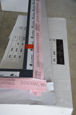 Banda Bariera de Vapori pentru Etansare Tamplarie SWS Extra inside, 30 m/rola [4]
