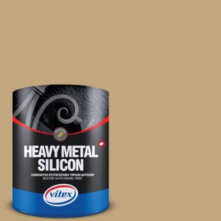 Vitex Heavy Metal Silicon - Email Alchidic Siliconat Pentru Metal0
