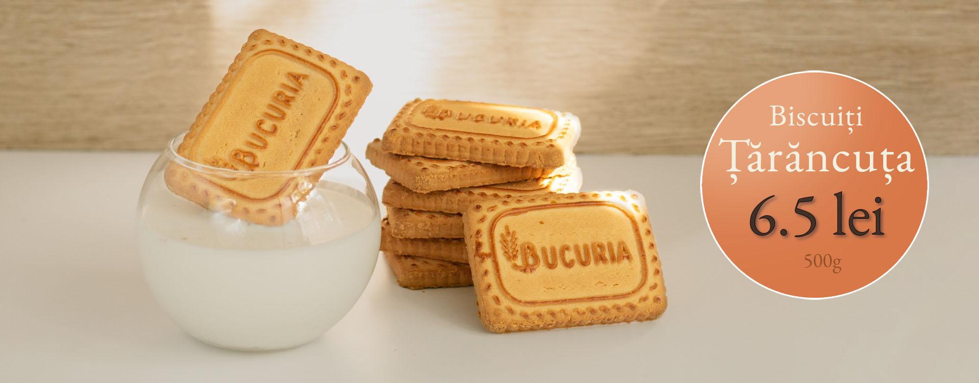 Biscuiti Tarancuta