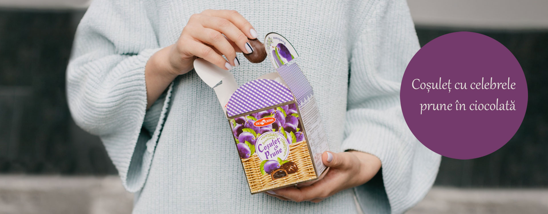 Prune in ciocolata