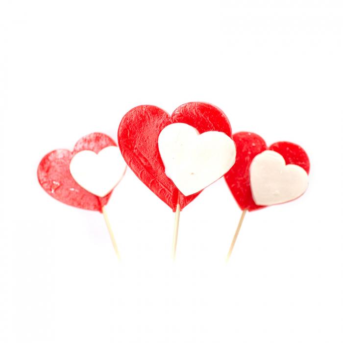 Acadea inima rosie [0]