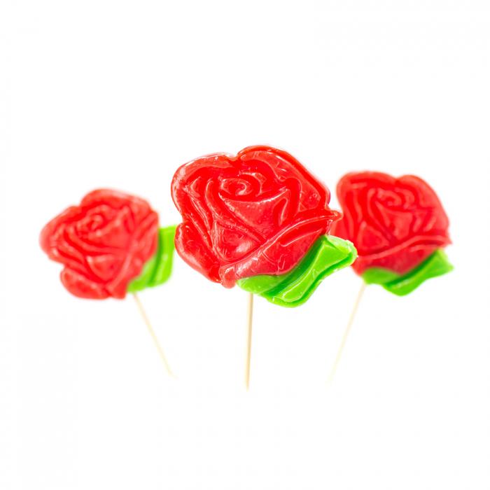 Acadea trandafir rosu [0]