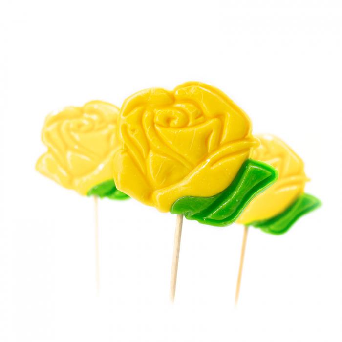 Acadea trandafir galben [0]