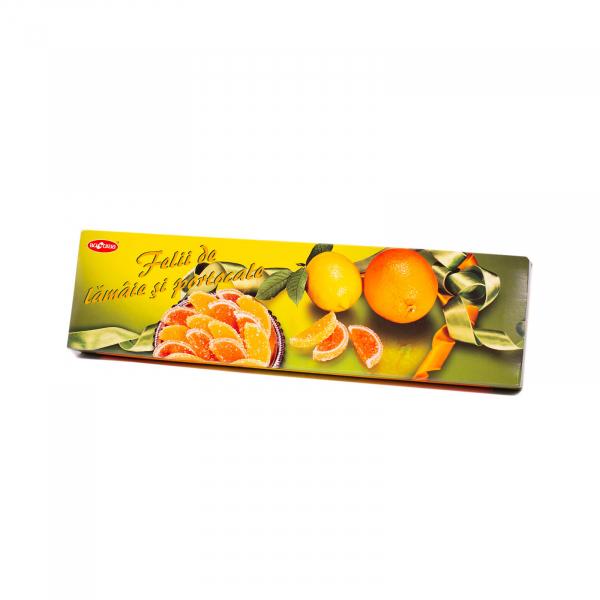 Felii de lamaie si portocala 1