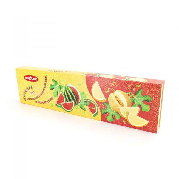Felii de pepene 350 gr-OFERTA 1+1 GRATIS 3