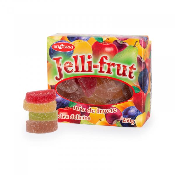 Jelli-Frut (Mix de fructe) OFERTA 1+1 GRATIS 0