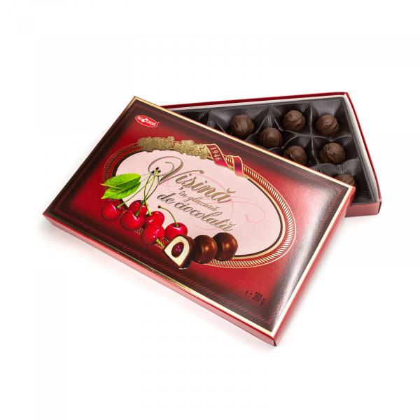 Visina in ciocolata 360gr 0
