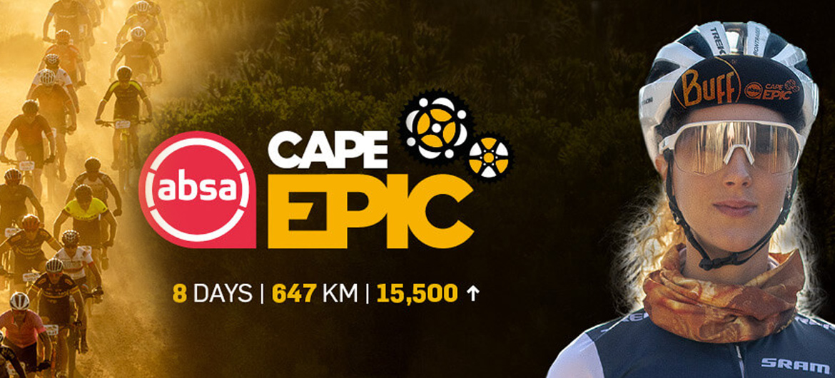 Buff Cape Epic